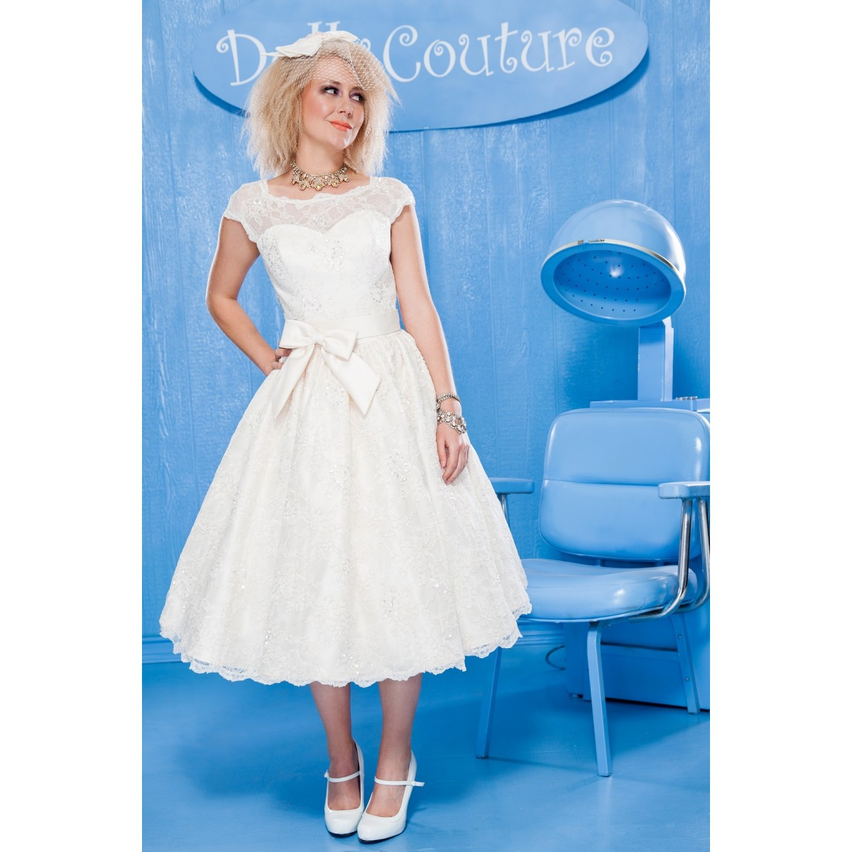 Dolly couture wedding