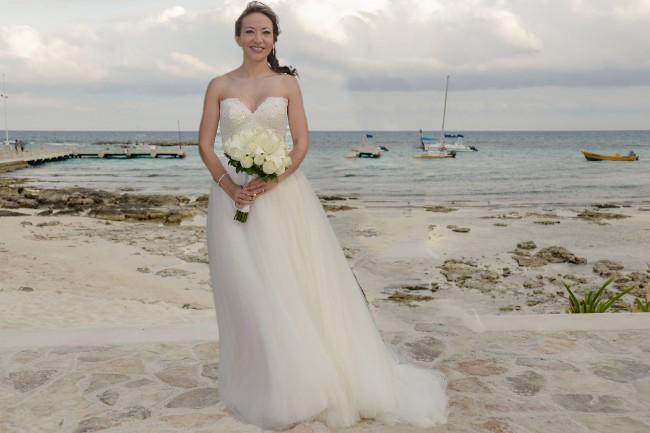 Hayley paige mona gown price-9460