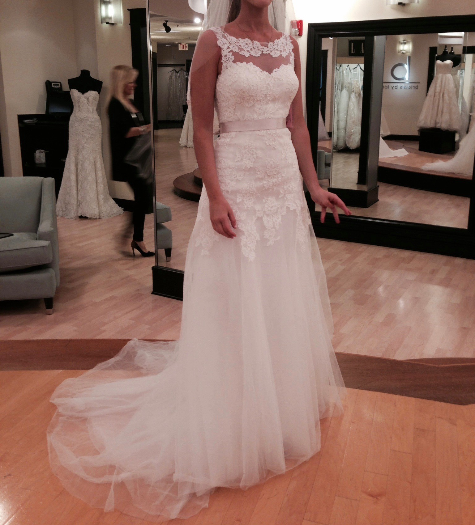 Wedding Dress Alterations Atlanta : Christos carissa wedding dress on sale off