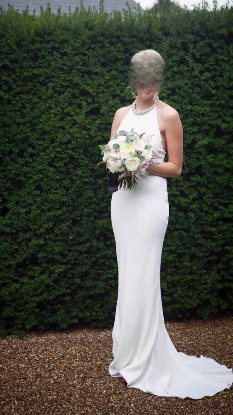 Alexander mcqueen second hand wedding dress on sale 68 off for Alexander mcqueen wedding dresses price
