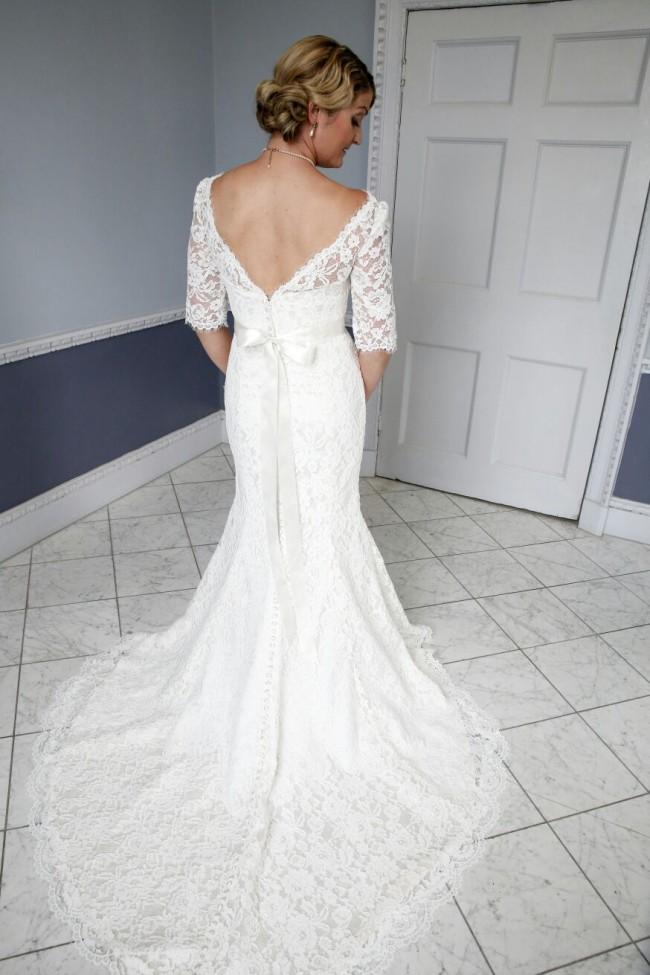 White Rose R704 Wedding Dress On Sale 59 Off