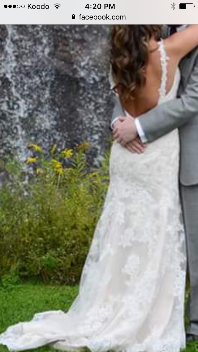 Wedding Dress Alterations Halifax : Stella york wedding dress on sale off