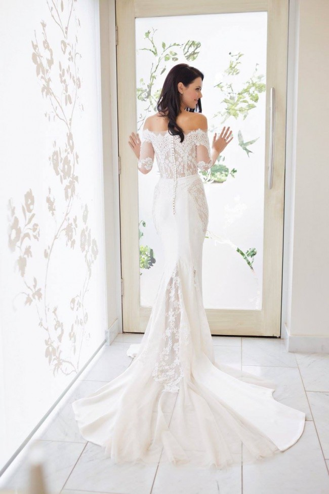 Pallas Couture Amarante Wedding Dress On Sale 72 Off