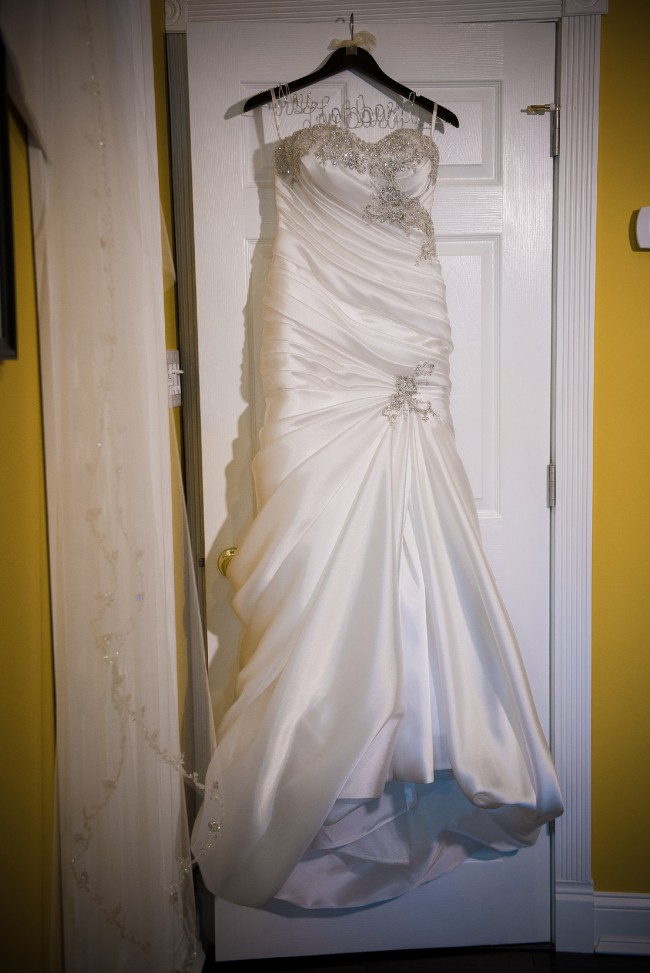 Pnina tornai 4300 used wedding dresses stillwhite for Used pnina tornai wedding dress