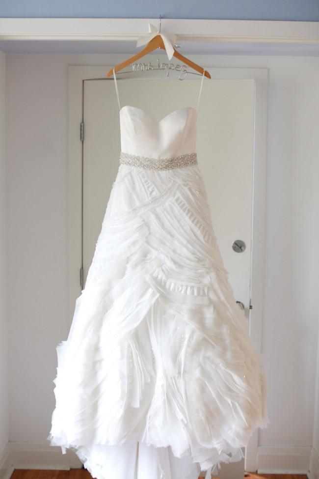 Lazaro 3157 Sample Wedding Dress On Sale 81 Off