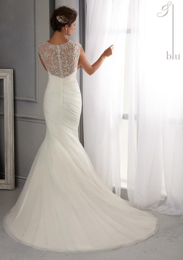 Madeline Gardner 5270 New Wedding Dress On Sale 18 Off
