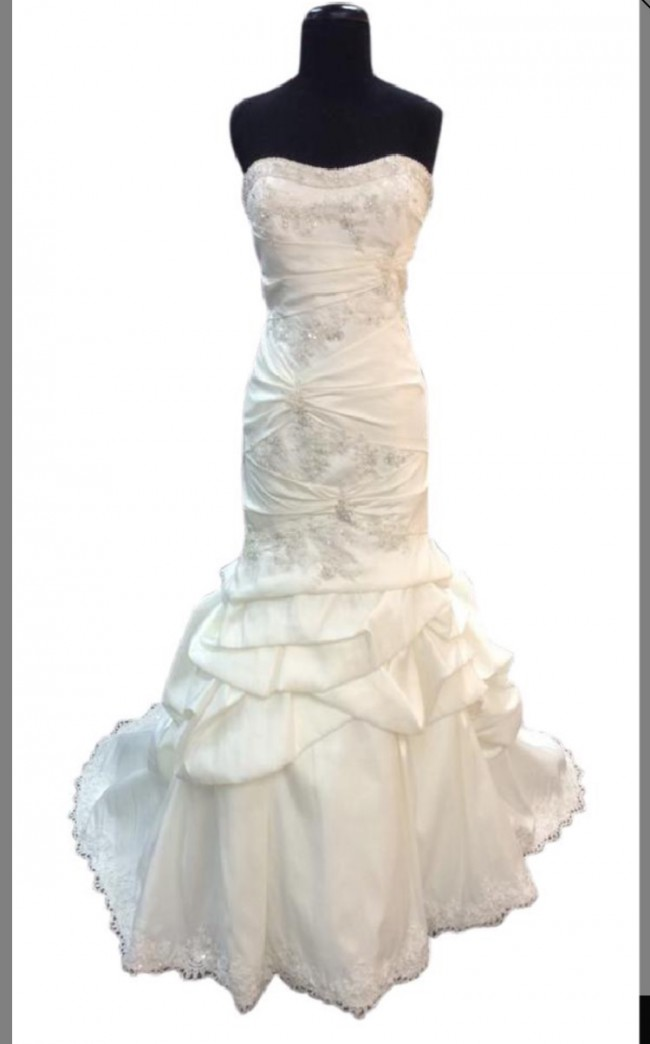 Alfred Angelo 201 Disney Collection Ariel Wedding Dress - Used ...