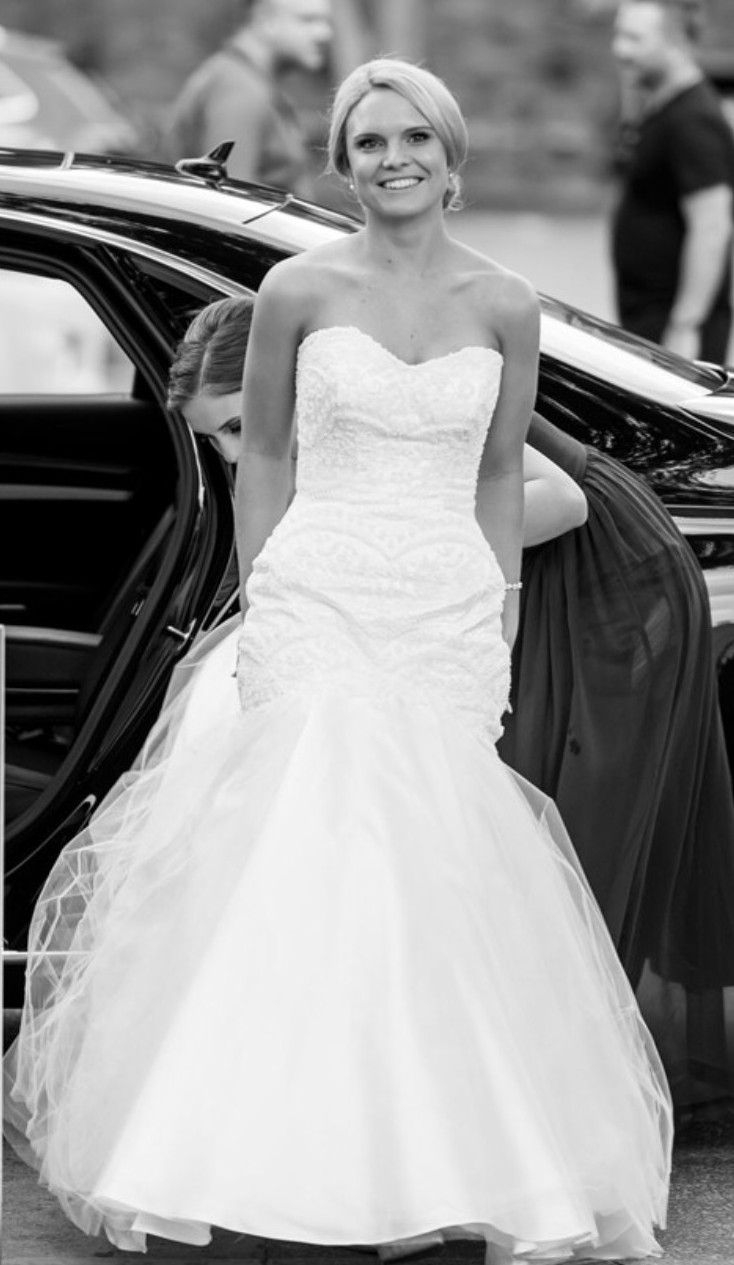 Judith Valente Custom Made Second Hand Wedding Dresses