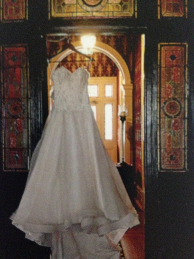 Steven khalil preowned wedding dress on sale 64 off for Steven khalil wedding dresses cost