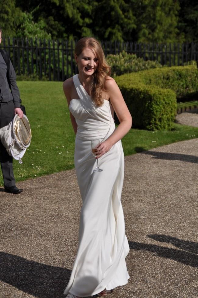 Vera Wang EVELYN Used Wedding Dress on Sale 74% Off