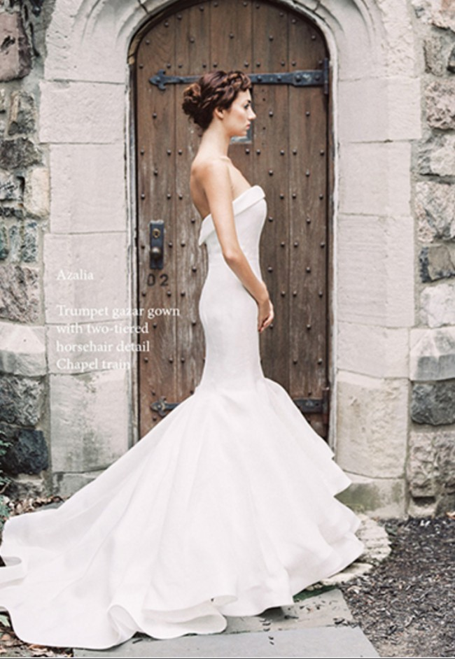 Sareh Nouri Azalia Wedding Dress On Sale 32 Off