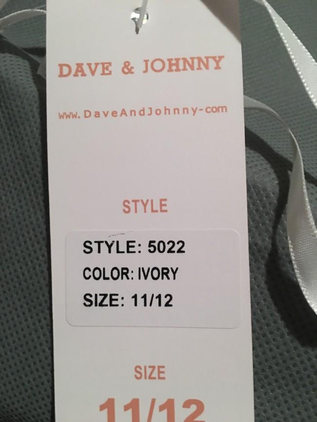 Dave & Johnny, Sheath