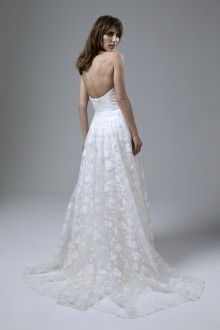 Cotton Wedding Dresses on Still White