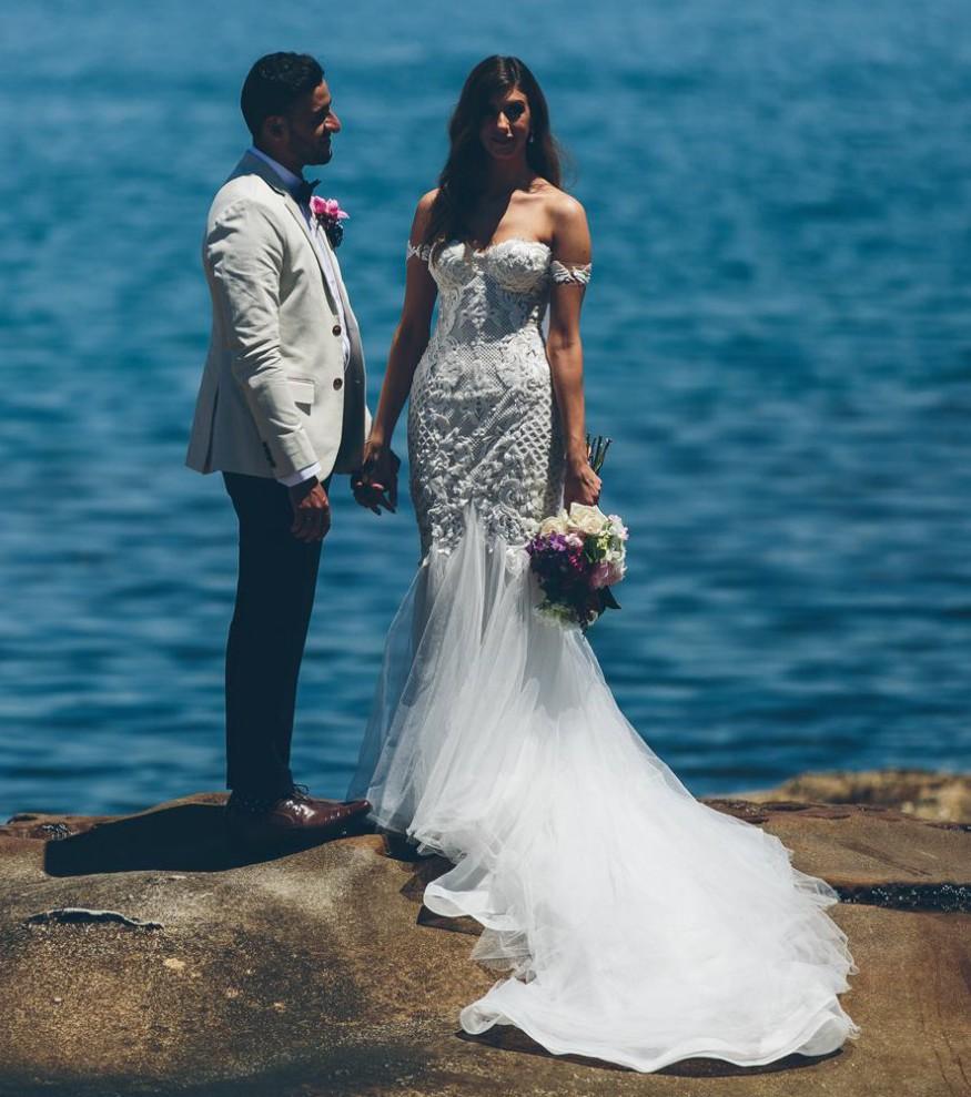 Blinova Bridal Custom Made Used Wedding Dress on Sale 63% Off