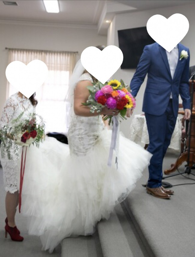 Madeline Gardner 1341 Second Hand Wedding Dresses