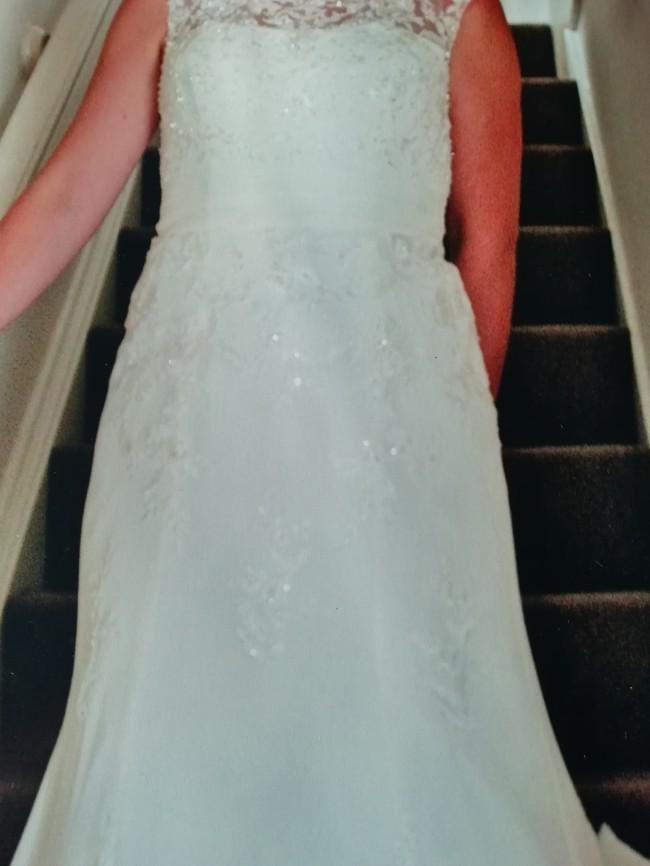 Sincerity 3730 - Used Wedding Dresses - Stillwhite