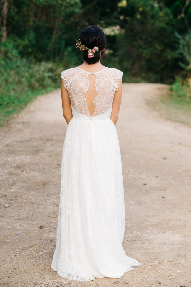 Erin Clare Couture Katie dress PreOwned Wedding Dress on Sale 73% Off