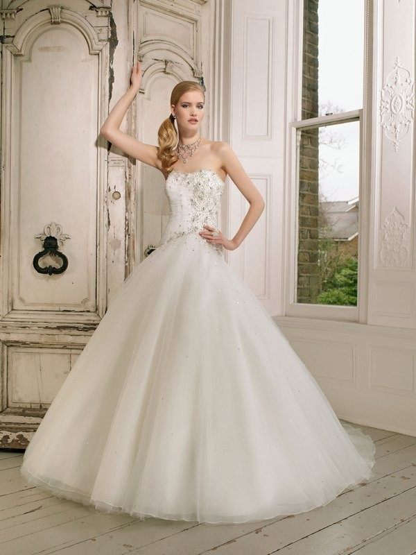 Ronald joyce doriana 65002 new wedding dress on sale 85 off for Ronald joyce wedding dresses prices