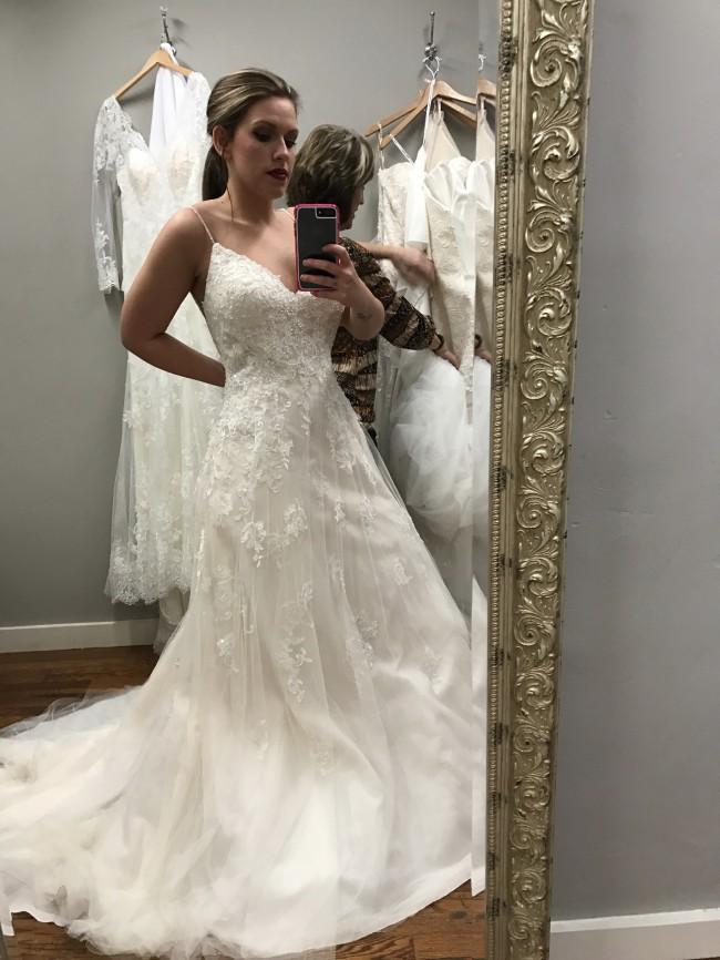 Stella york 6347wbdm new wedding dress on sale 35 off for Wedding dress shops in murfreesboro tn