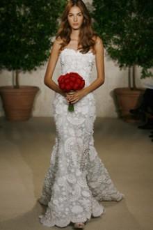 Oscar de la renta wedding dresses on still white oscar de la renta new junglespirit Image collections