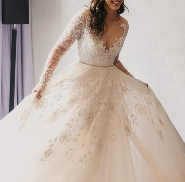 Hayley Paige Hayley Gown 6600 Second Hand Wedding