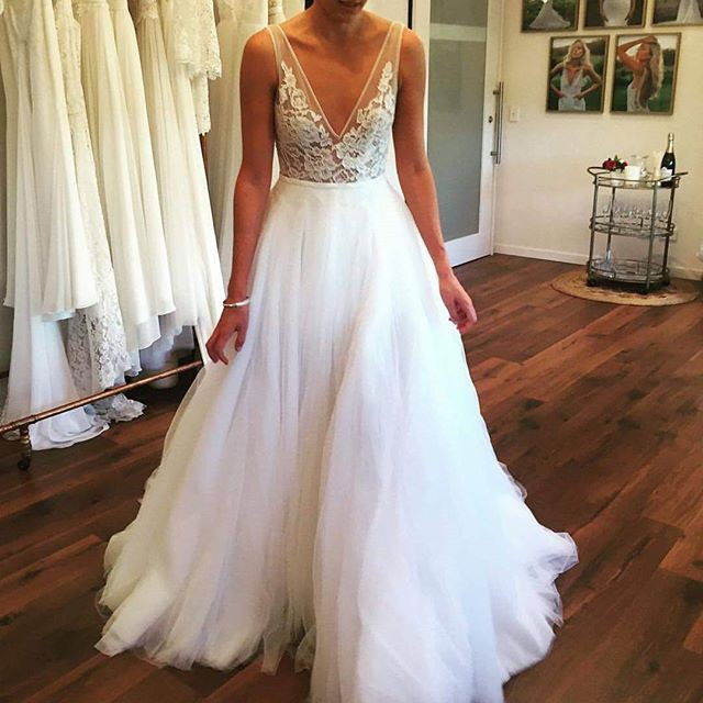 Made With Love Willow New Wedding Dress on Sale 18% Off