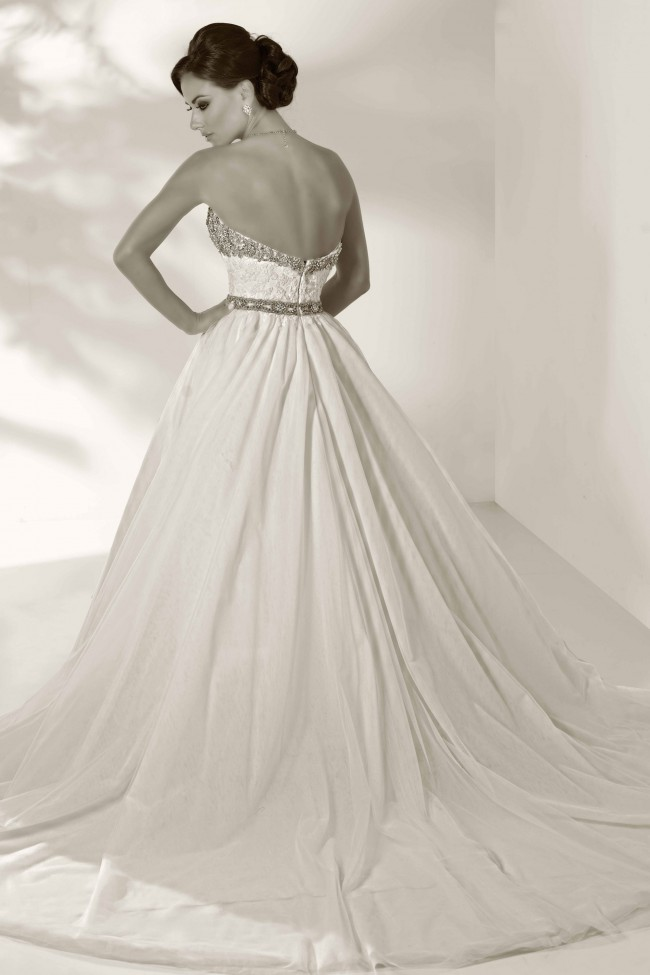 Christiano lucci leighton style 12832 new wedding for Wedding dress shops in dc