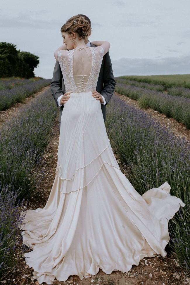 Catherine Deane Lita Preloved Wedding Dress on Sale 72% Off - Stillwhite