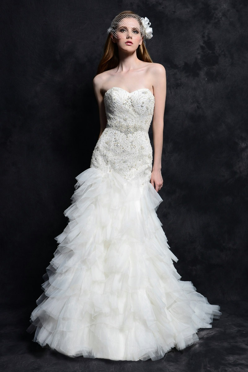 Eden Bridal Black Label BL081