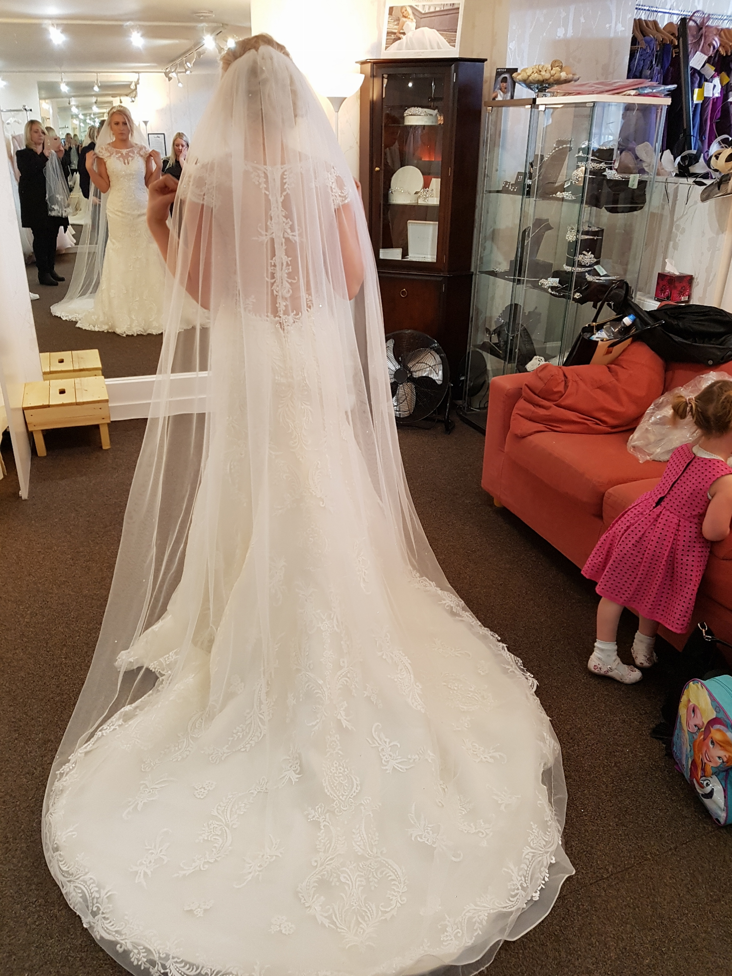 Juli grbac wedding dress