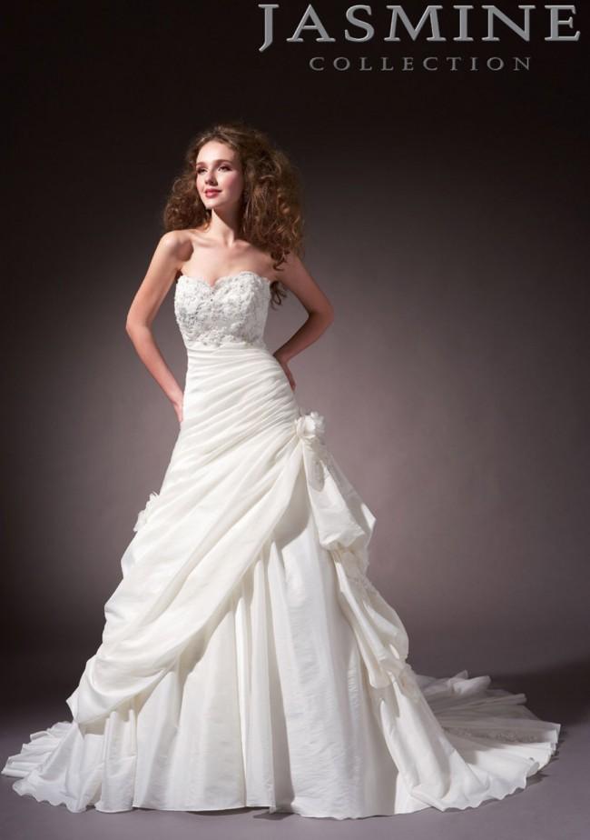 Jasmine Bridal F365 Used Wedding Dress on Sale - Stillwhite