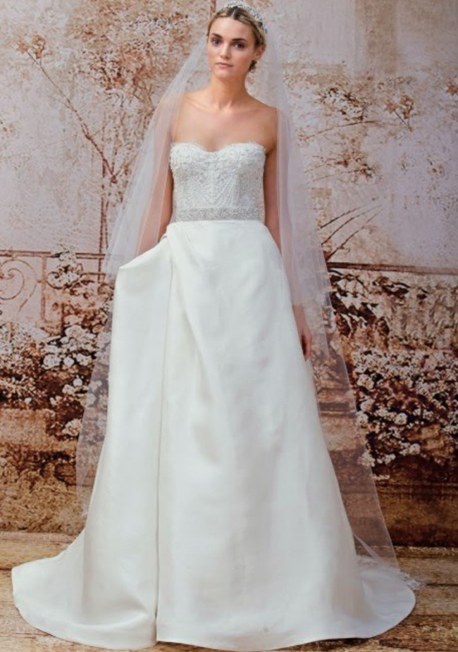 Monique Lhuillier, Ball Gown