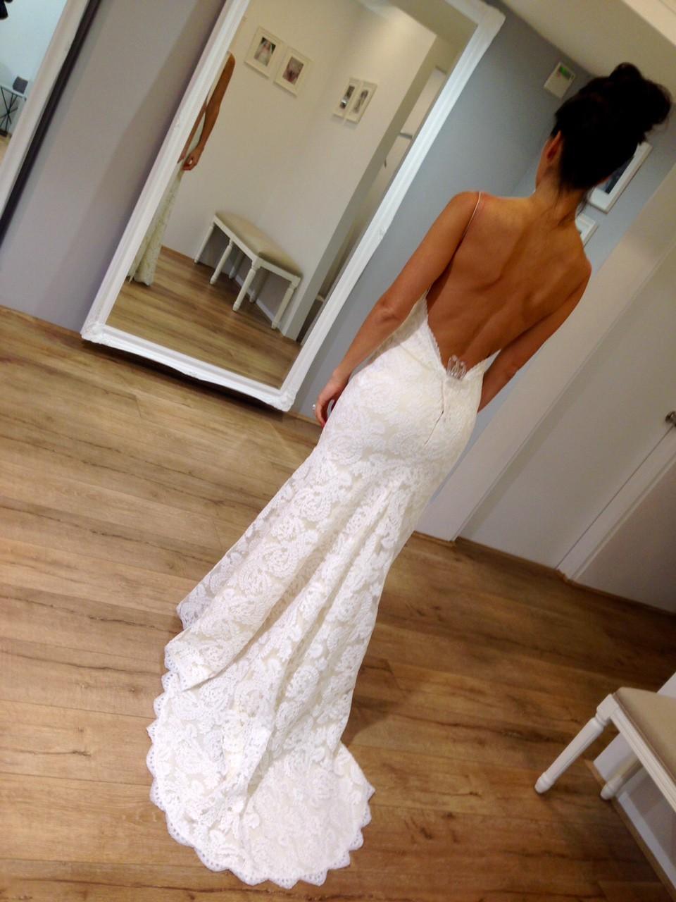Katie May Lanai Gown - Second Hand Wedding Dresses - Stillwhite