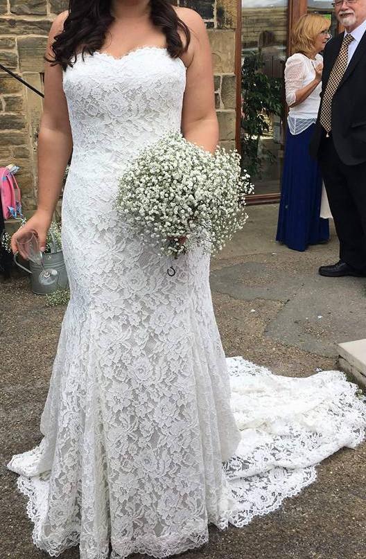 White Rose Bridal - Second Hand Wedding Dresses - Stillwhite