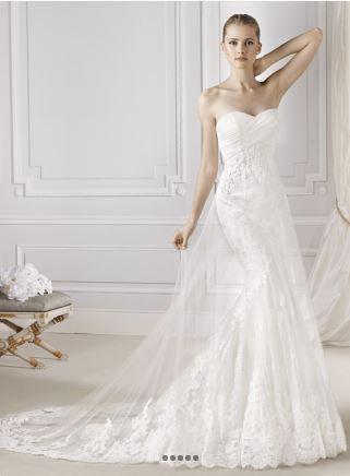 La Sposa Denia Second Hand Wedding Dress on Sale 43% Off - Stillwhite