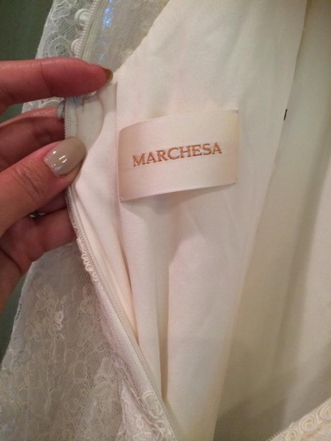 Marchesa B80810 Wedding Dress On Sale 46 Off