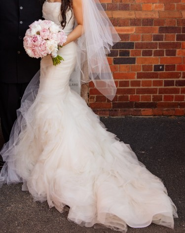 Vera Wang Gemma Wedding Dress on Sale 45% Off