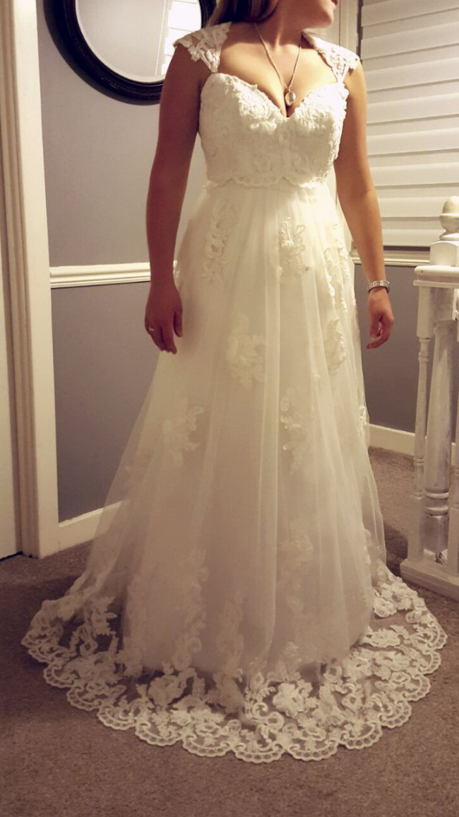 Alfred Angelo, 8538