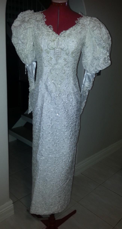 Sias Second-Hand Wedding Dress on Sale