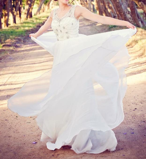 Second Hand Wedding Dresses: Bride Zilla Second Hand Wedding Dress On Sale