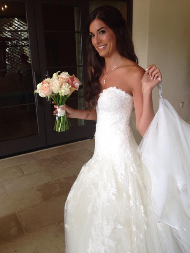 Enzoani Erin Size 4 Wedding Dress