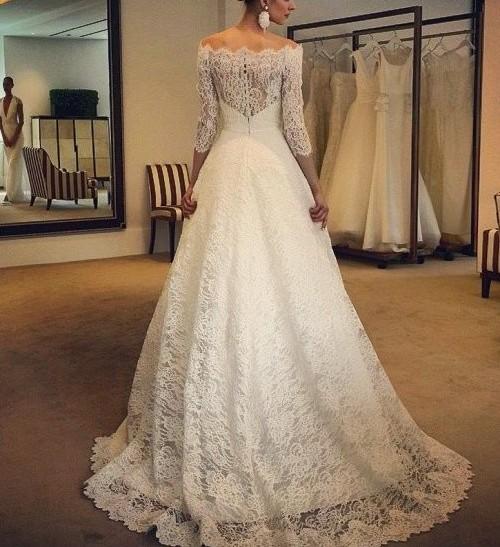 Second Hand Wedding Gown: Carolina Herrera Carmen Dress Second Hand Wedding Dress On