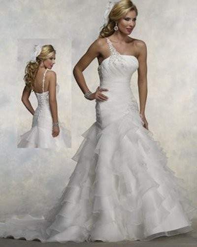 Forever yours aa11222 new wedding dresses stillwhite for Forever yours wedding dress