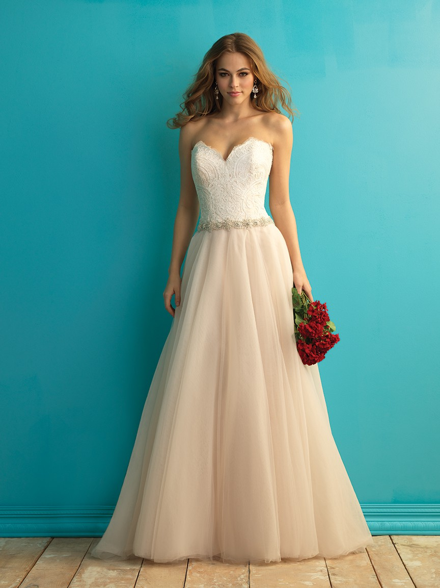 Allure Bridals 9269 - Used Wedding Dresses - Stillwhite