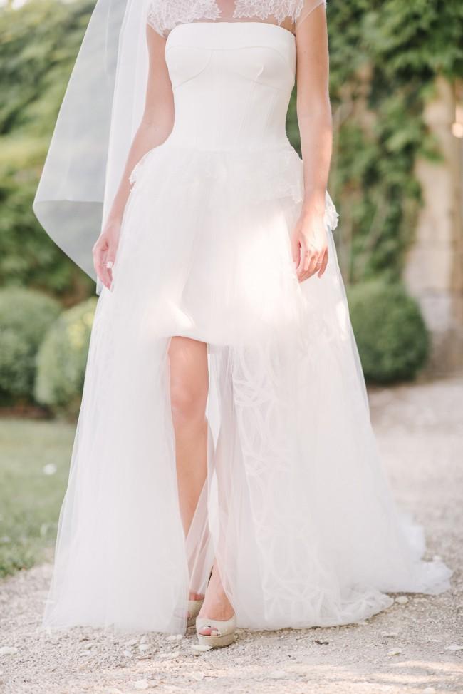 Vera Wang Alejandra Gown Spring 2016 Preowned Wedding