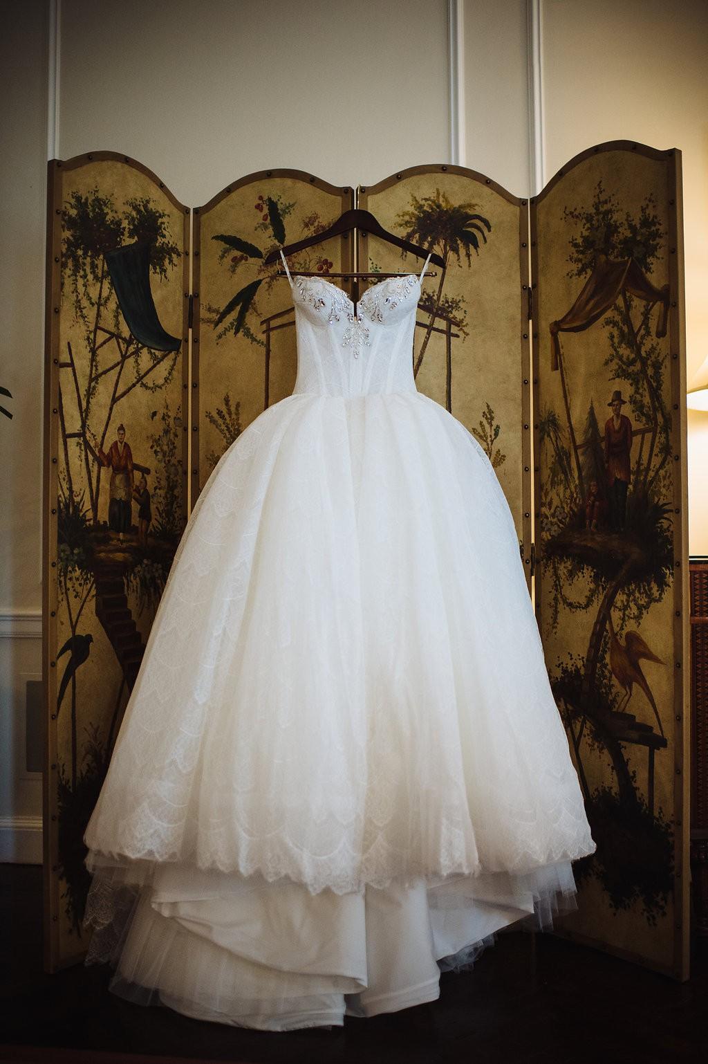 Pnina Tornai Wedding Dress on Sale 44% f