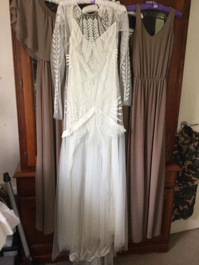Rue De Seine Luca Gown Second Hand Wedding Dress On Sale