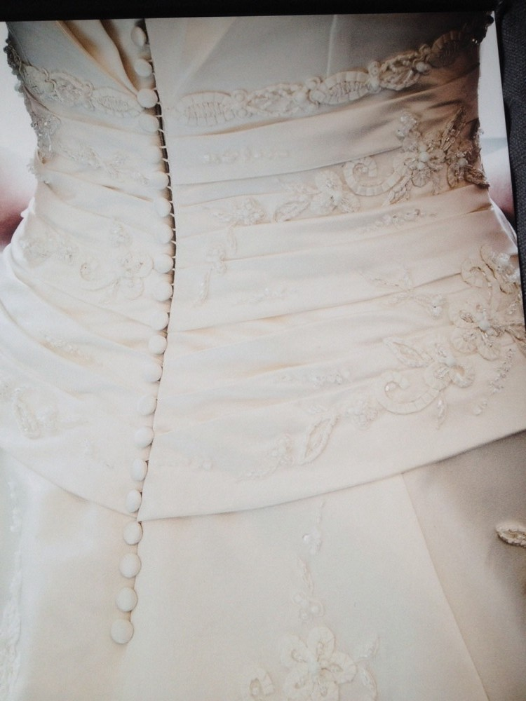 San patrick estampa second hand wedding dress on sale 81 off for Second hand wedding dresses san diego