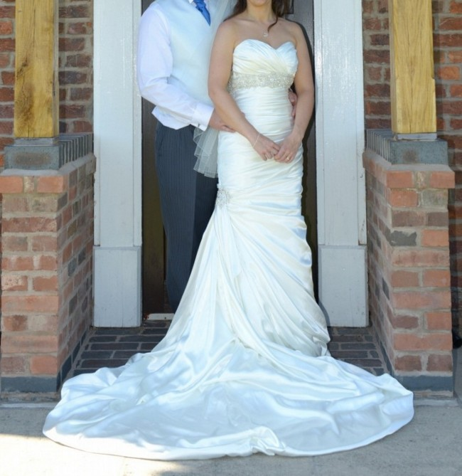 Sottero And Midgley Adorae Pre Owned Wedding Dress On Sale