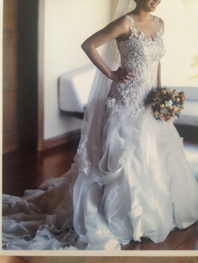 Veluz Custom Made - Used Wedding Dresses - Stillwhite